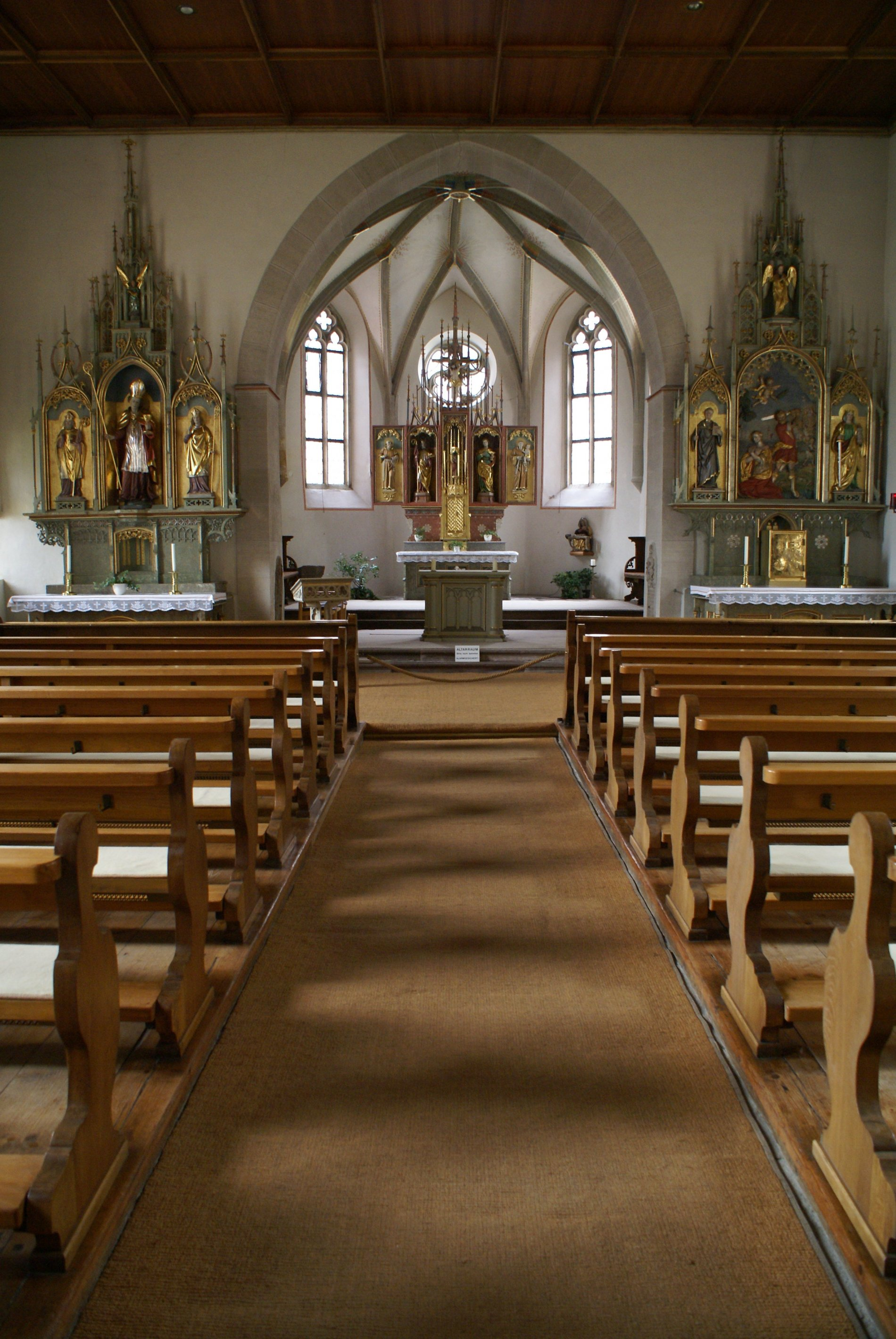Unterstadtkirche St. Nikolaus