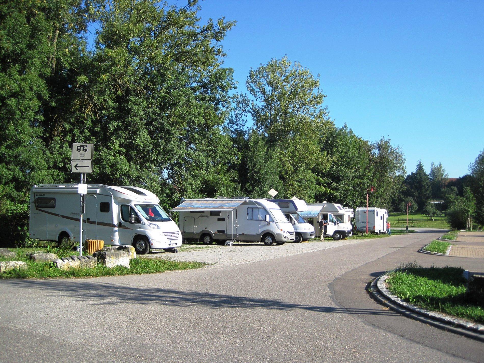 Reisemobilstellplatz Gaildorf