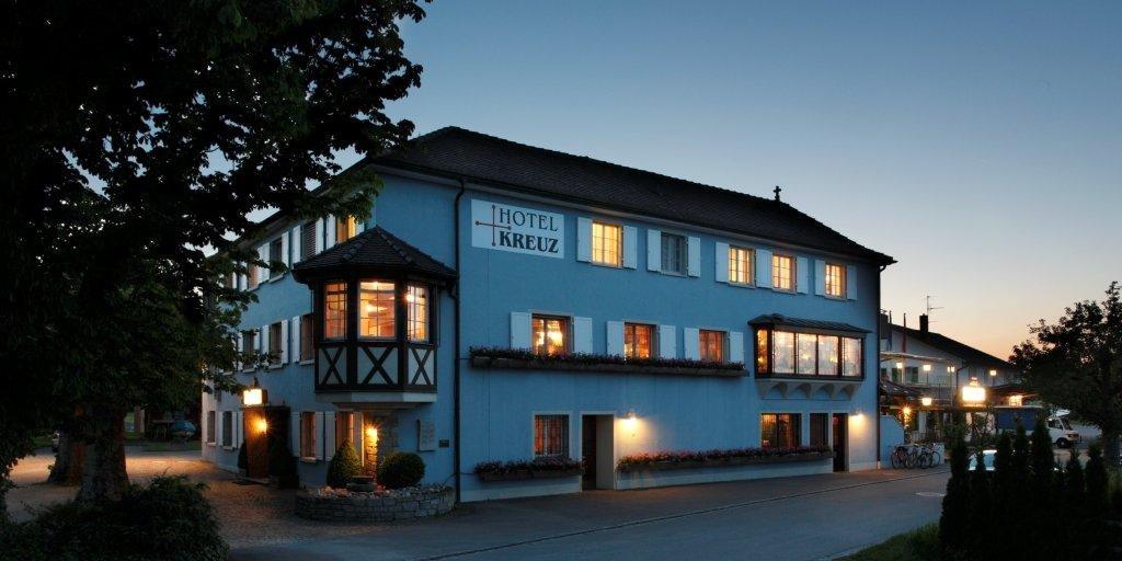 Hotel-Restaurant Kreuz - Außenansicht