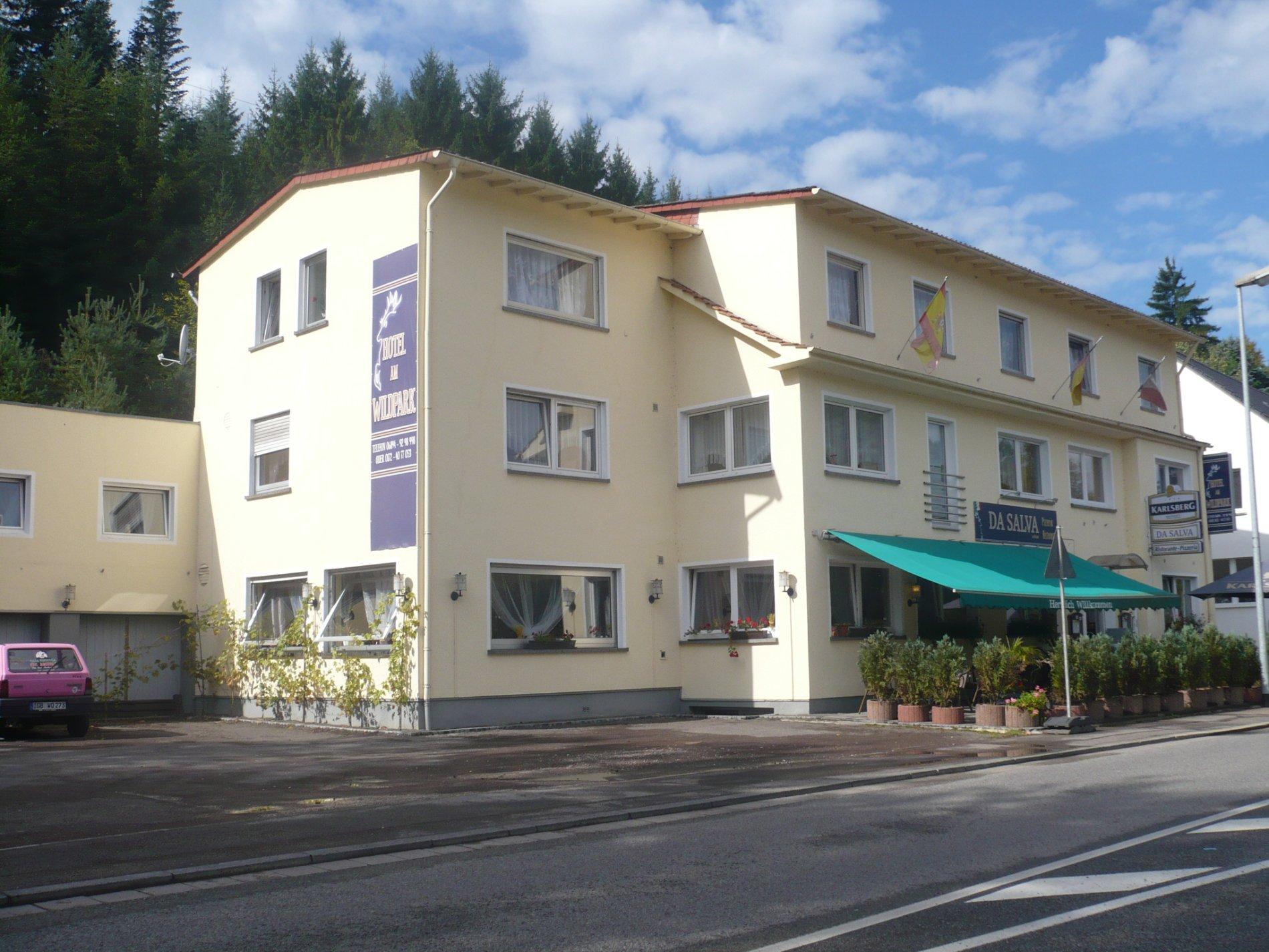 Hotel am Wildpark St. Ingbert