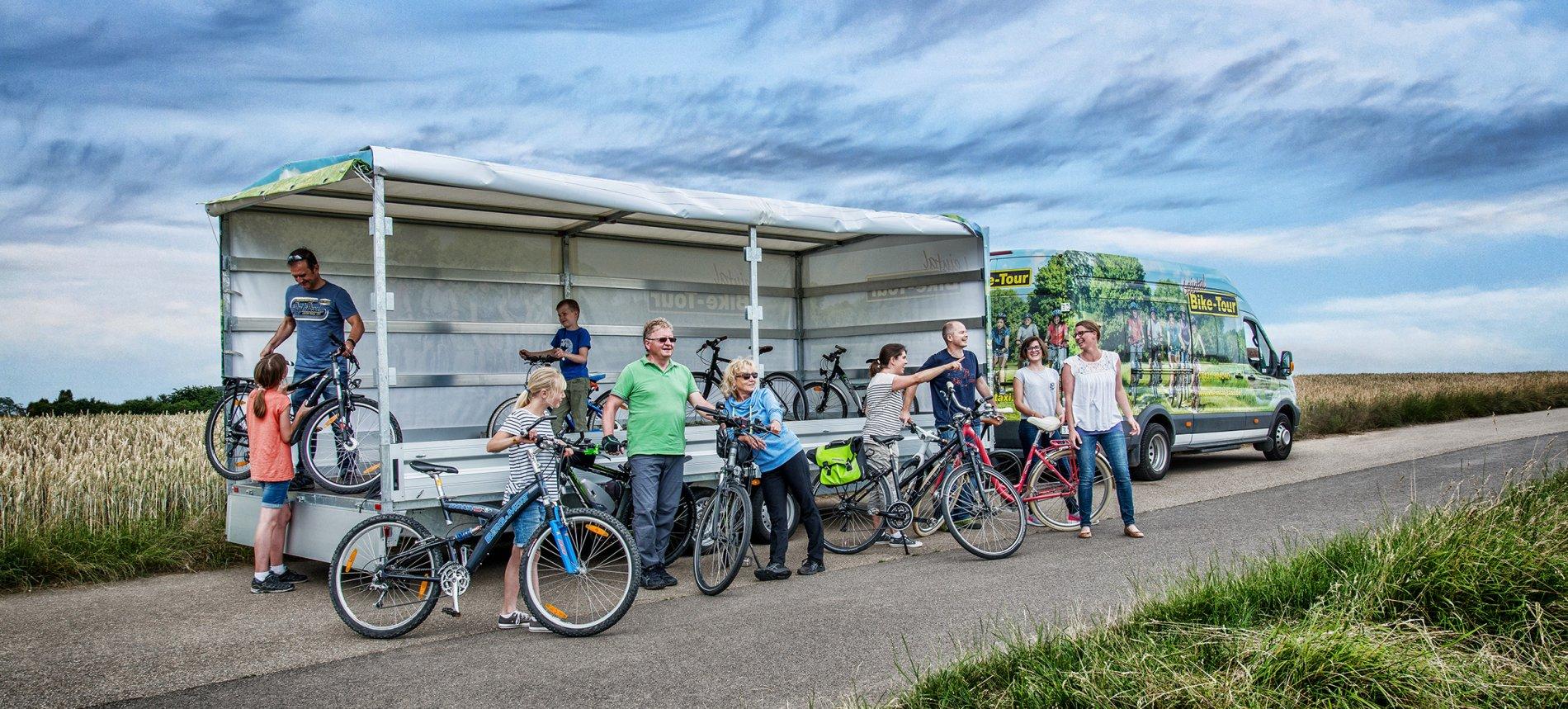Bike+Bus | Leintal Taxi und Transportservice | Leingarten | HeilbronnerLand
