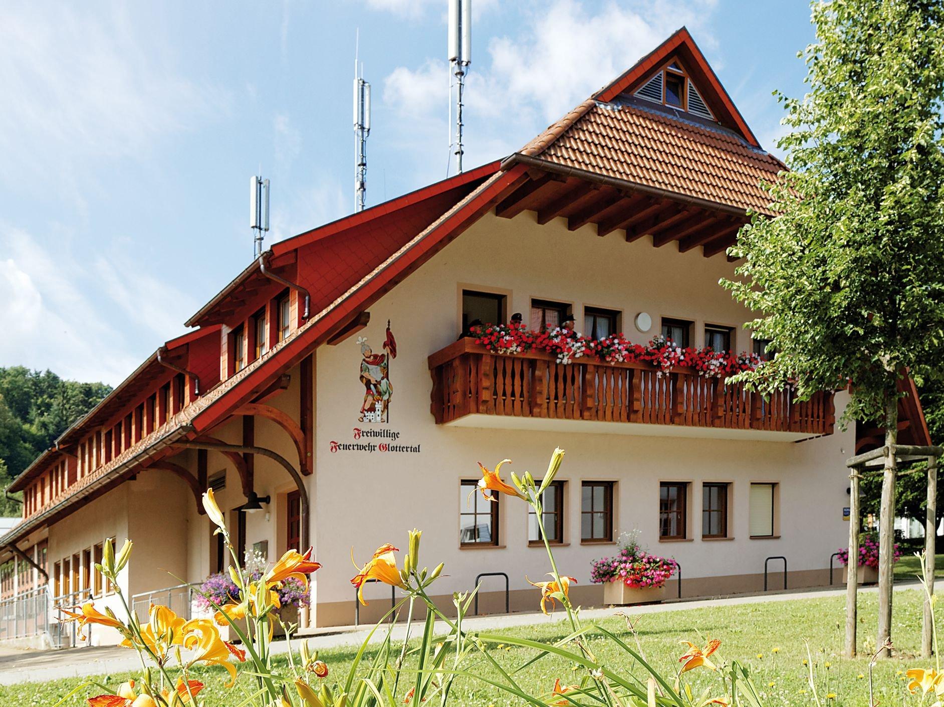 Feuerwehrhaus Glottertal