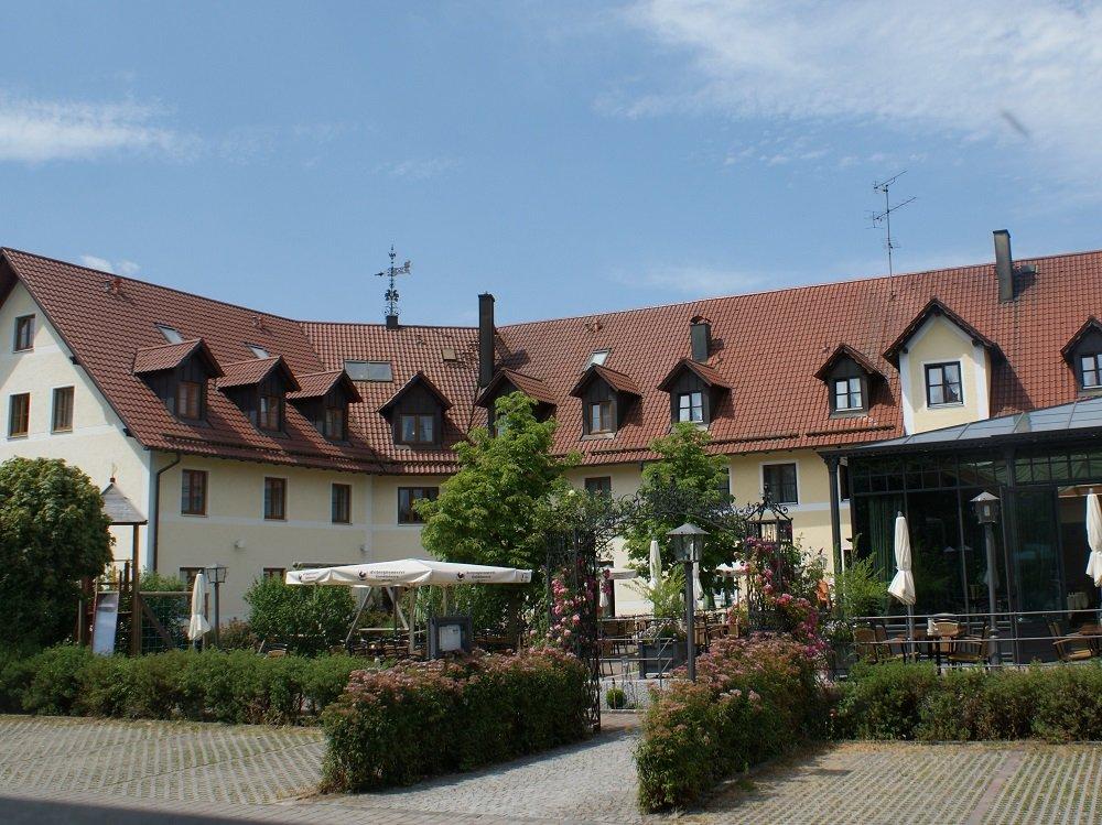 Außenansicht Hotel Landgasthof Hofmeier