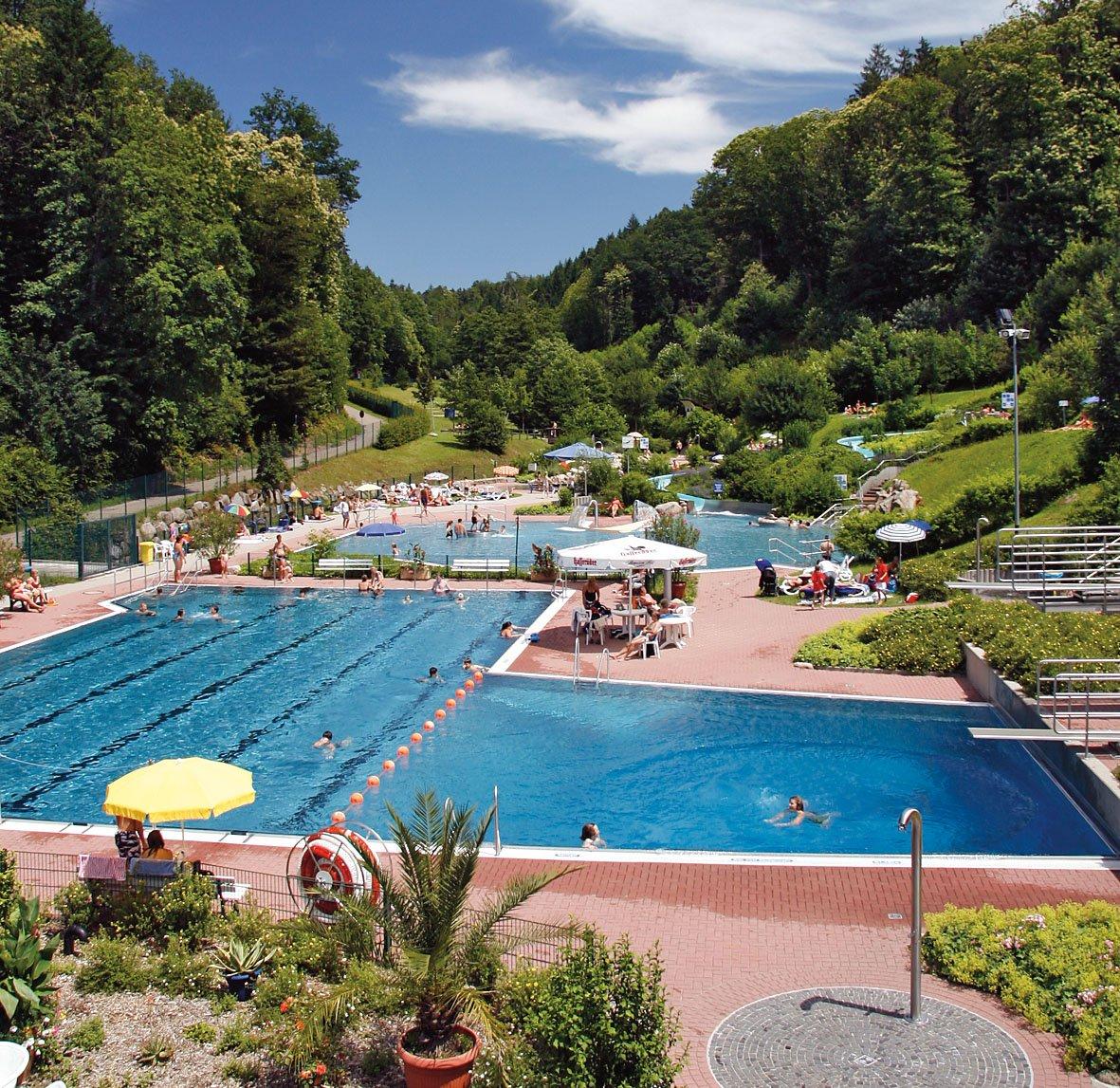 Igelbachbad in Gernsbach