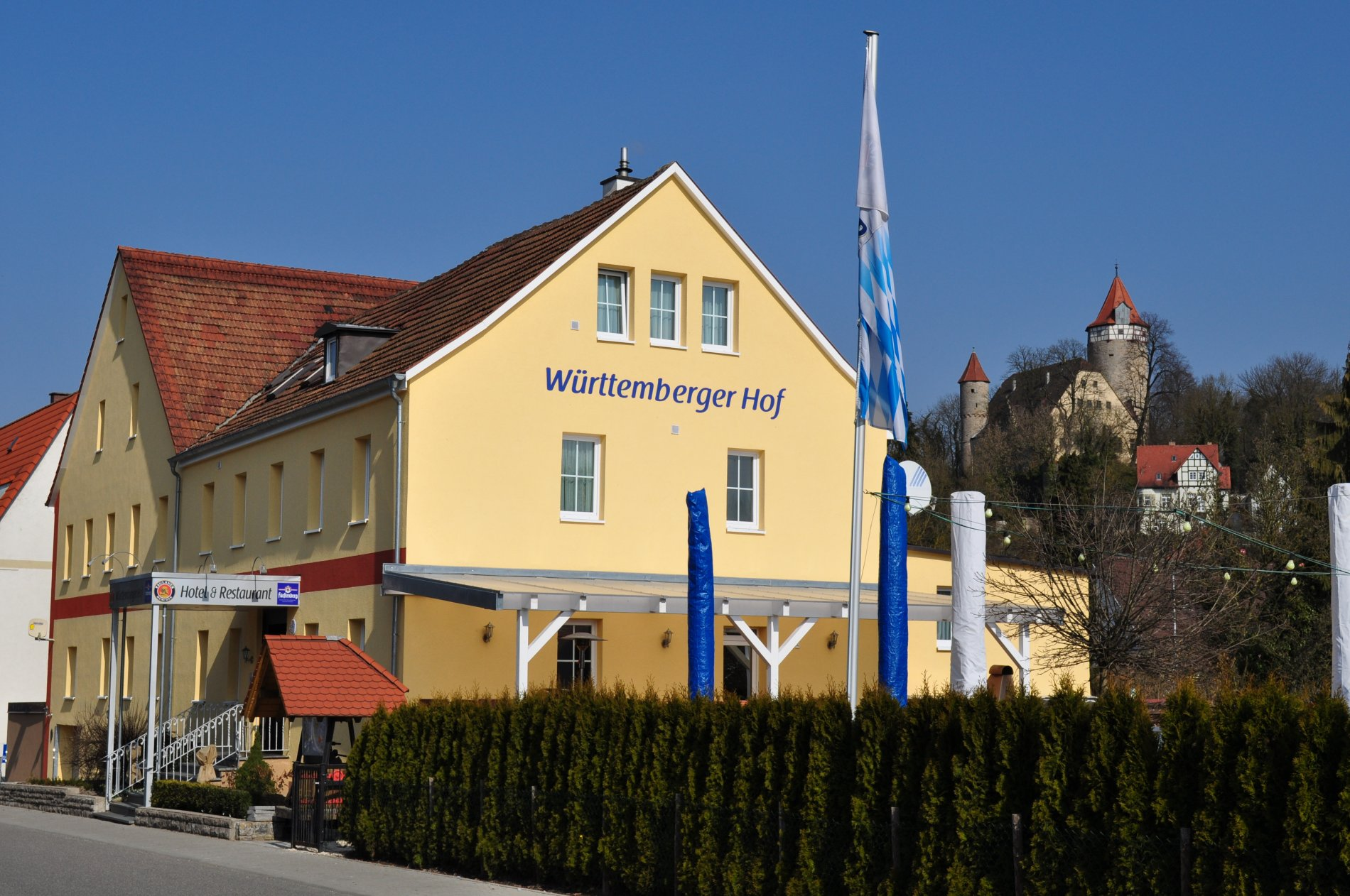 Hotel Restaurant Württemberger Hof | Möckmühl | HeilbronnerLand