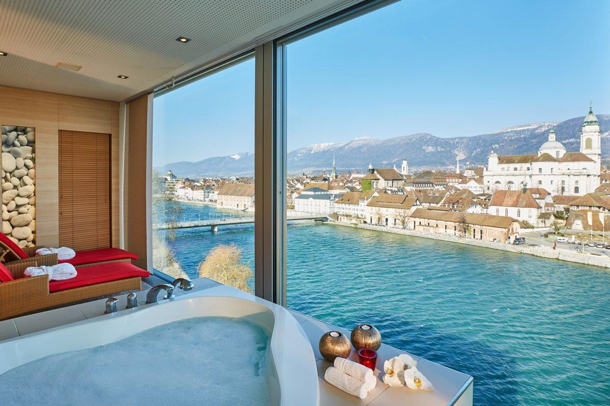 H4 Hotel Solothurn Wellness