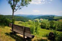 Wunderschöne Aussicht im Schwarzwald
