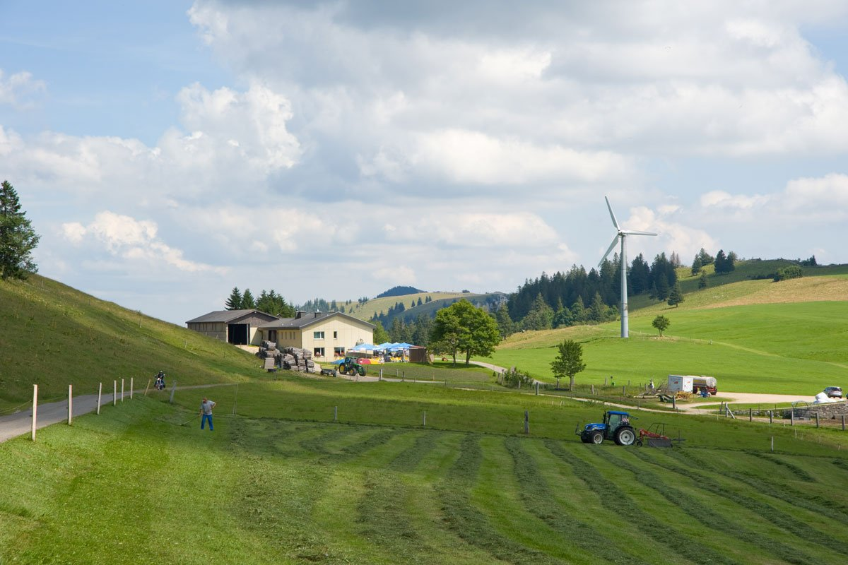 Berggasthof Obergrenchenberg Grenchen Solothurn