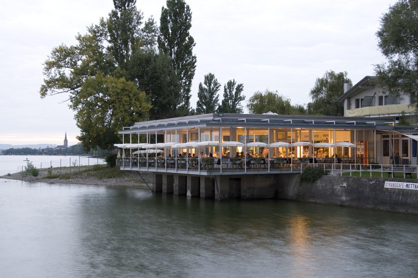 Restaurant Strandcafé Mettnau