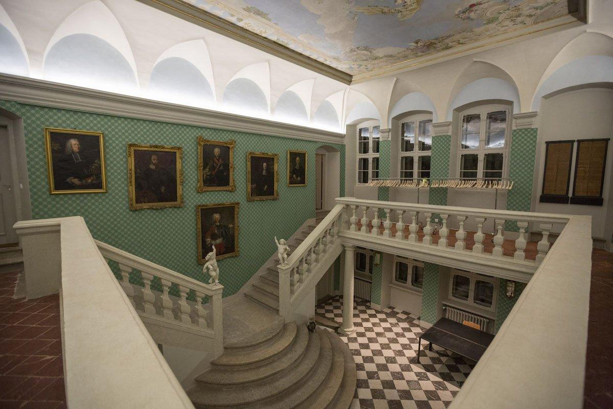 Foyer Rittersaal