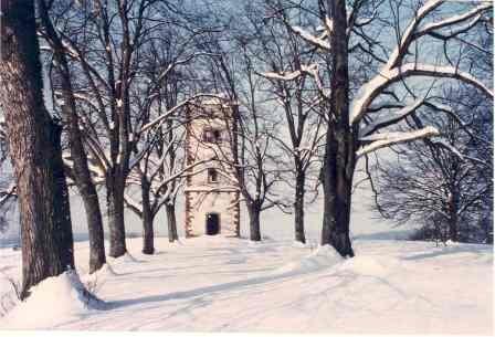 Hohe Flum Winter