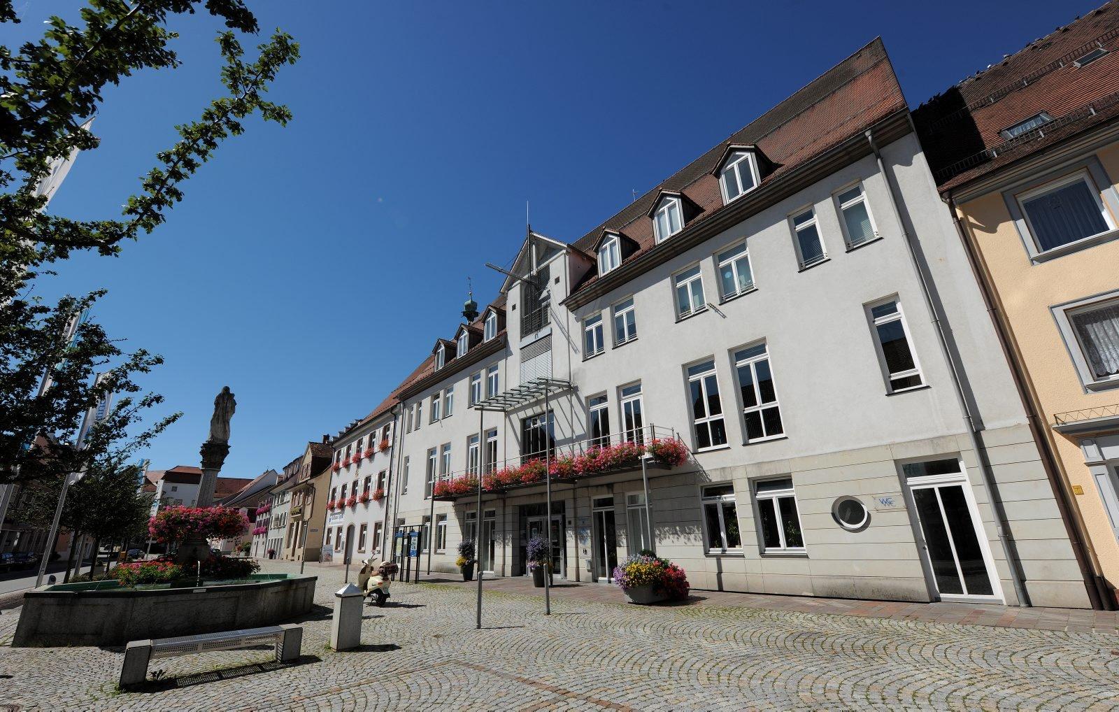 Stadtbrunnen Hüfingen