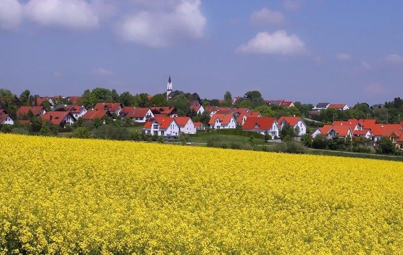 Ortsansicht von Attenkirchen