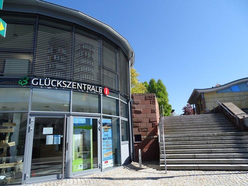 Glückszentrale - Touristeninformation Schömberg, Gästeservice, Gästeinformation, Wandern, Veranstaltungen