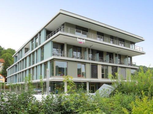 qubixx Schwäbisch Hall Außenansicht