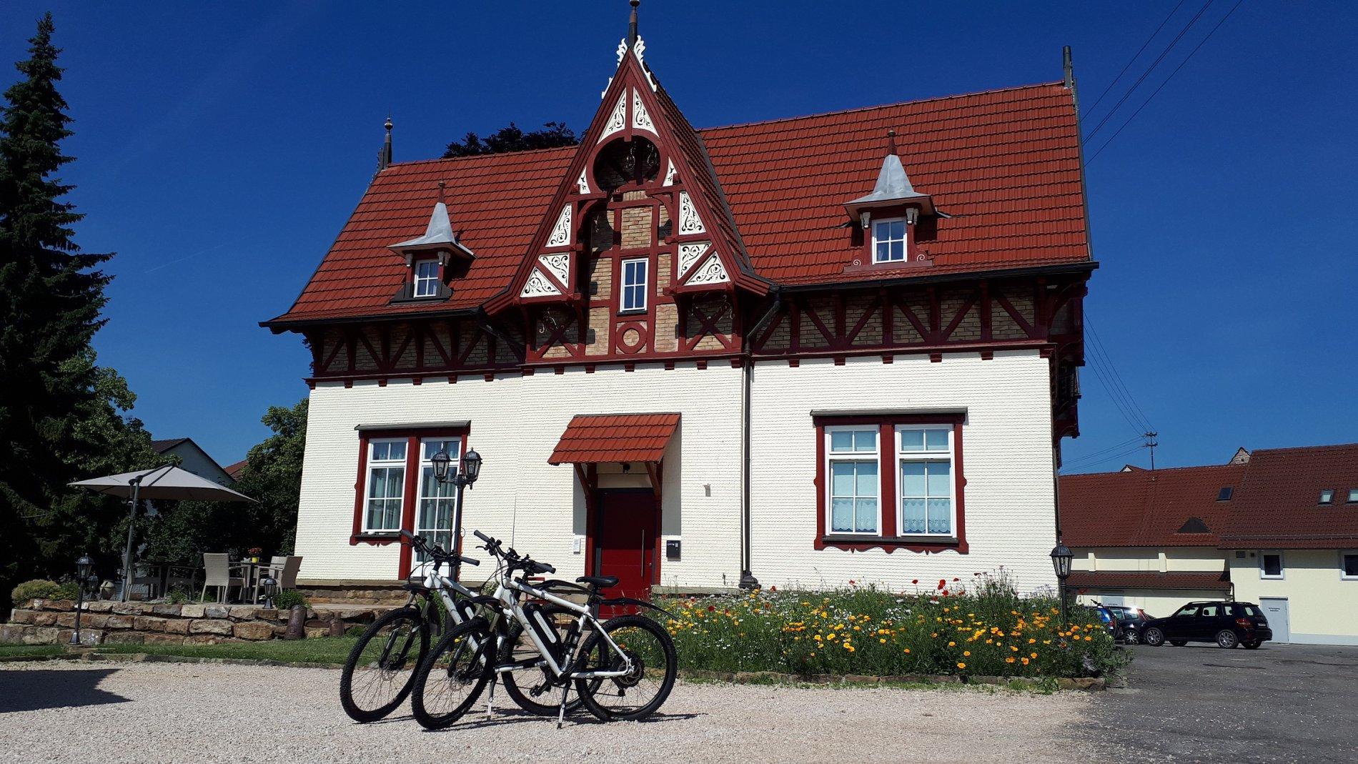 Stadtvilla E-Bike -Verleih