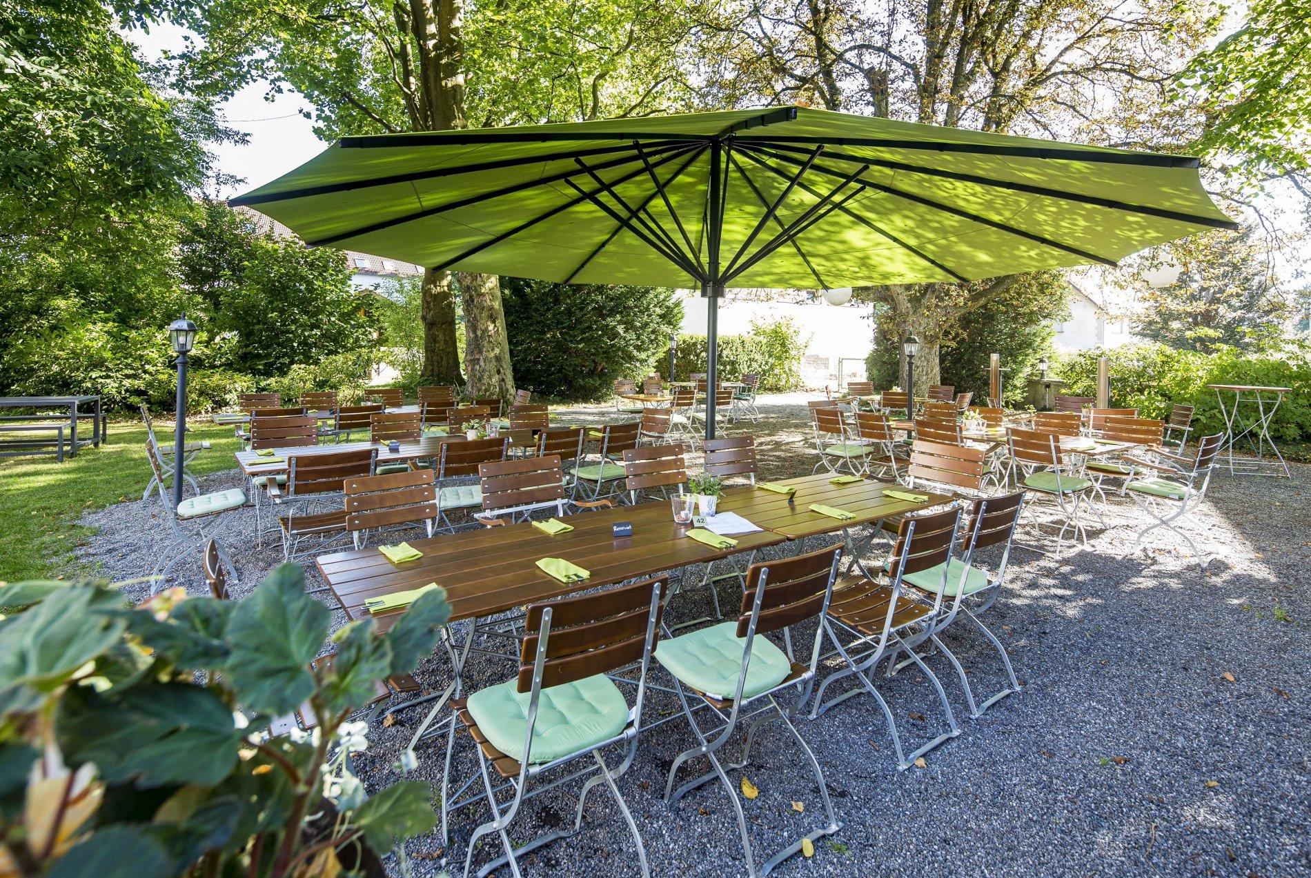 Historisches Gebäude des Gasthaus Adler