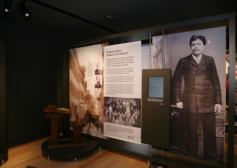 Ausstellung Friedrich-Ebert-Haus