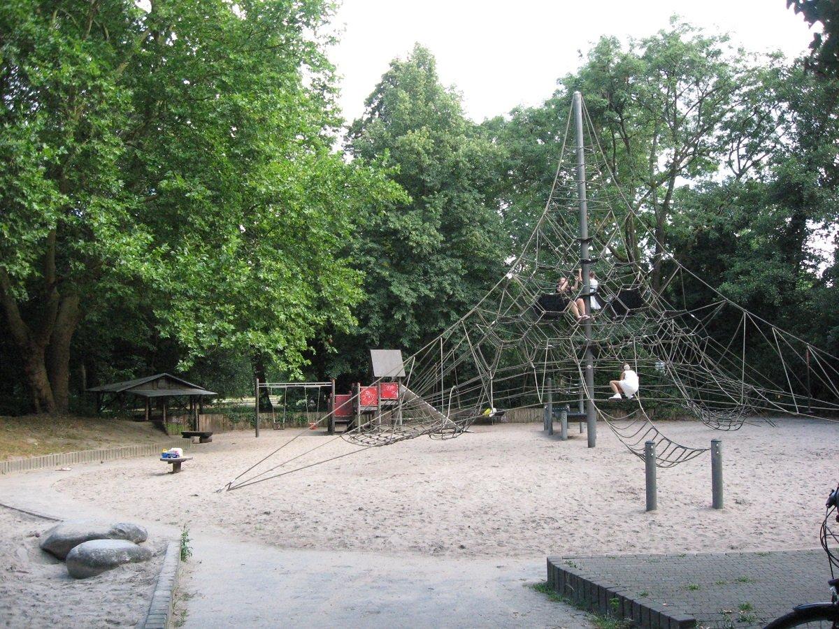 Spielplatz im Schlossgarten