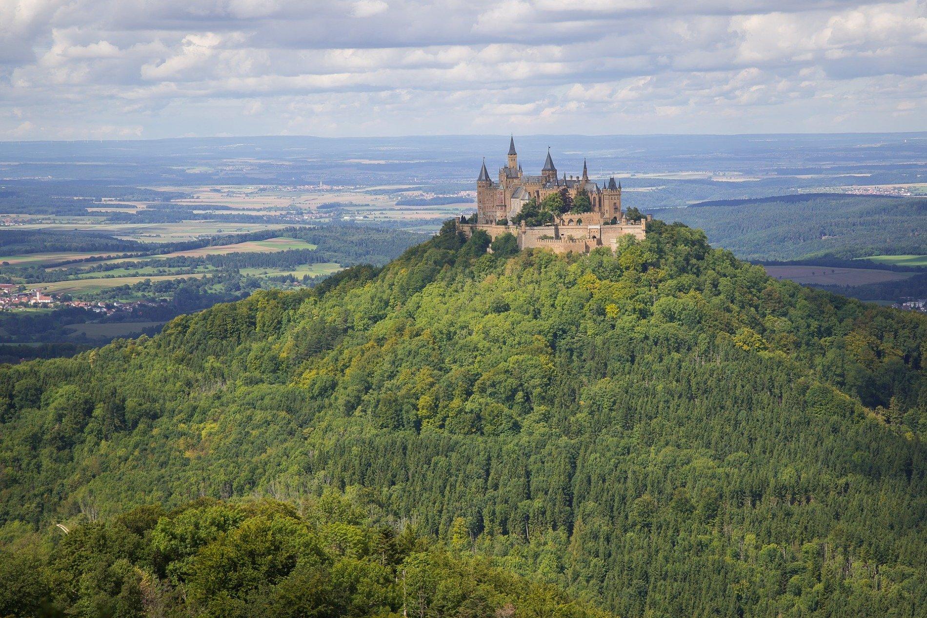Burg Hohenzoller Schwäbische Alb