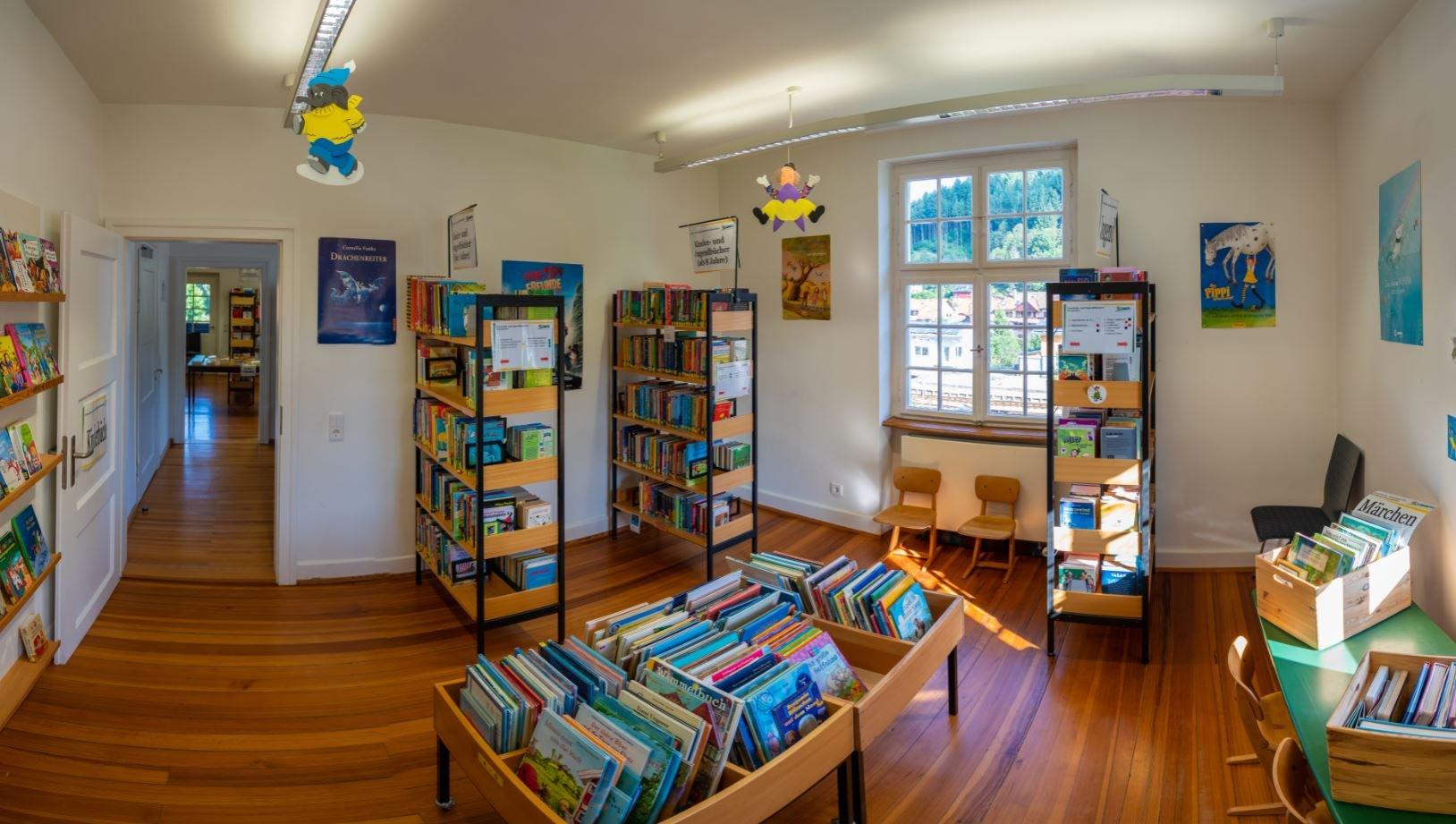 Kinder- und Jugendbücherei