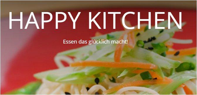 happy kitchen logo