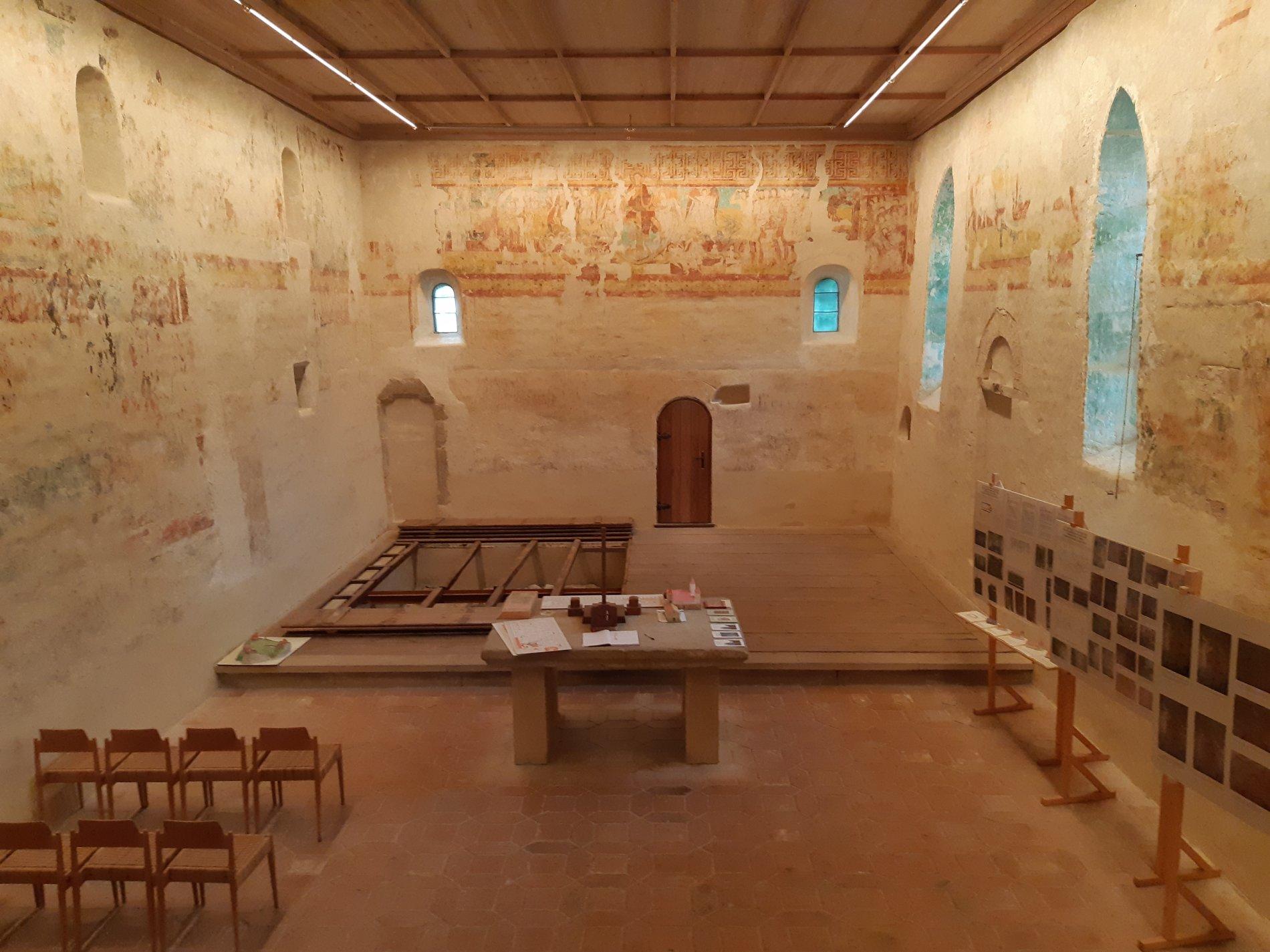 St.-Michaels-Kirche in Albstadt-Burgfelden
