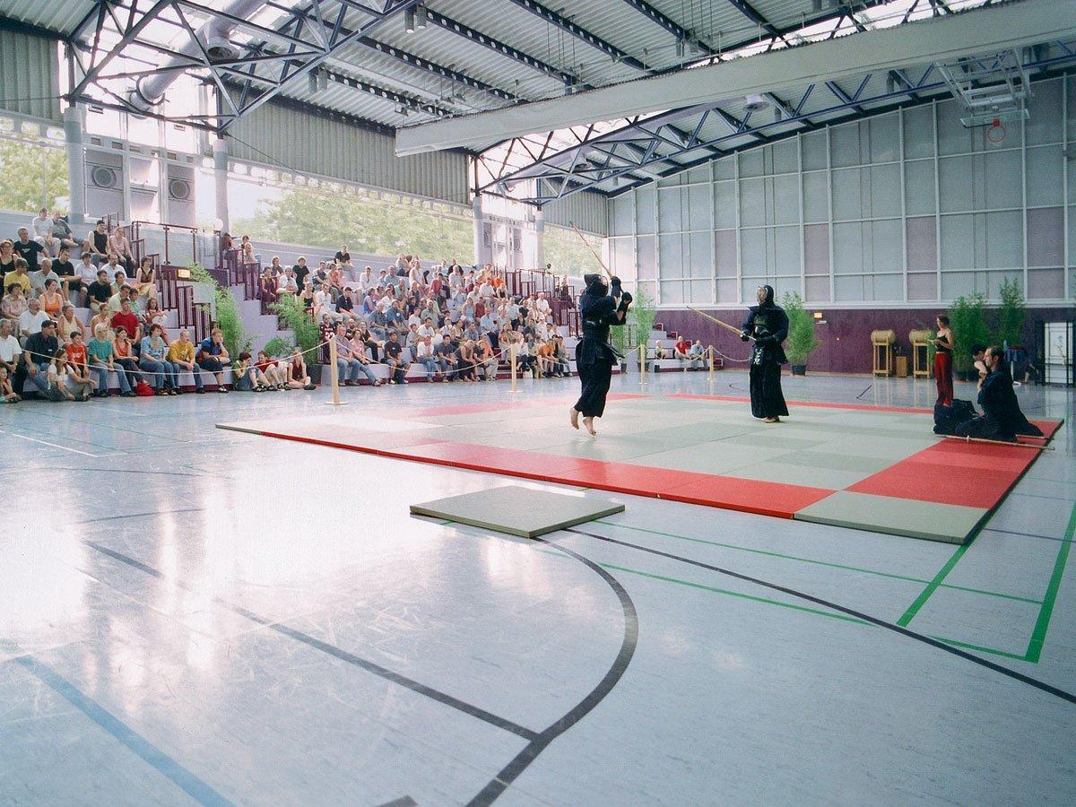Sport- und Freizeitzentrum Kalbach (Sports and Recreation Centre Frankfurt-Kalbach)