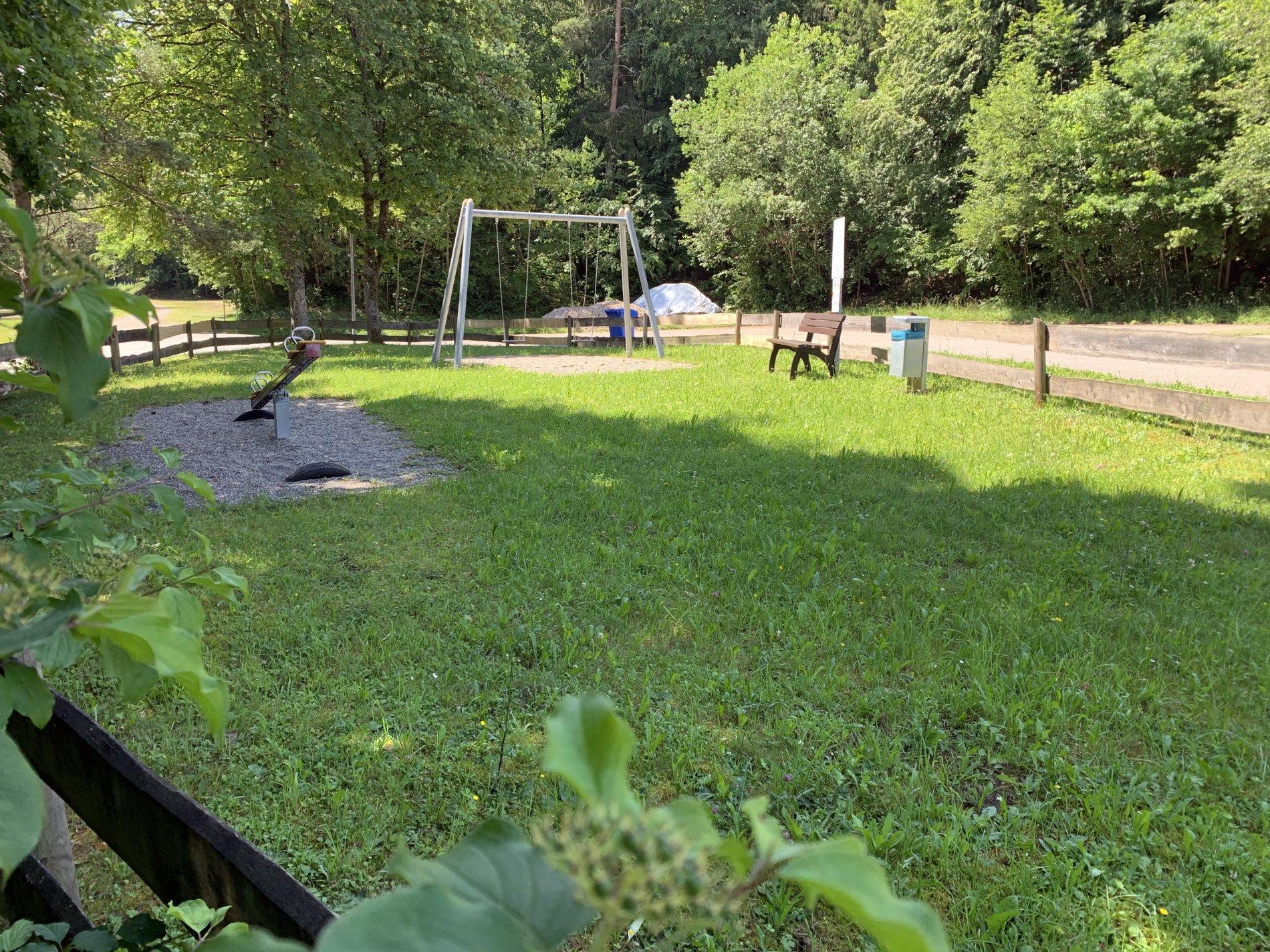 """Spielplatz """"Sportanlage Heiligenzimmern"""""""