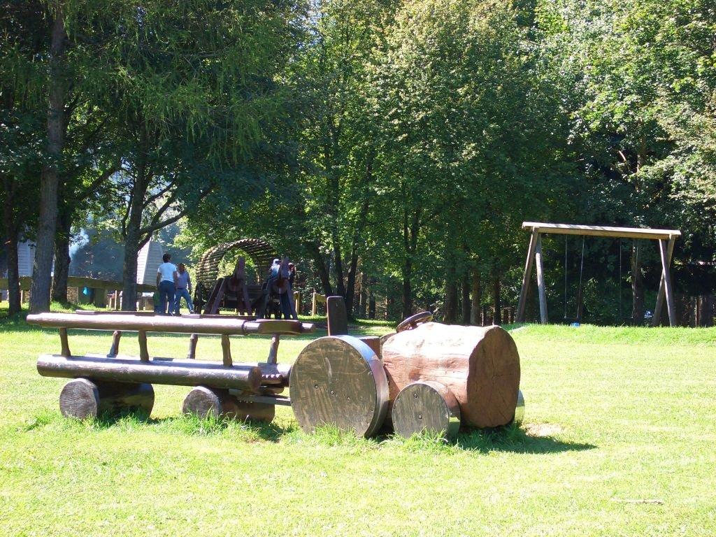 Freizeitgelände Rossberg in Albstadt