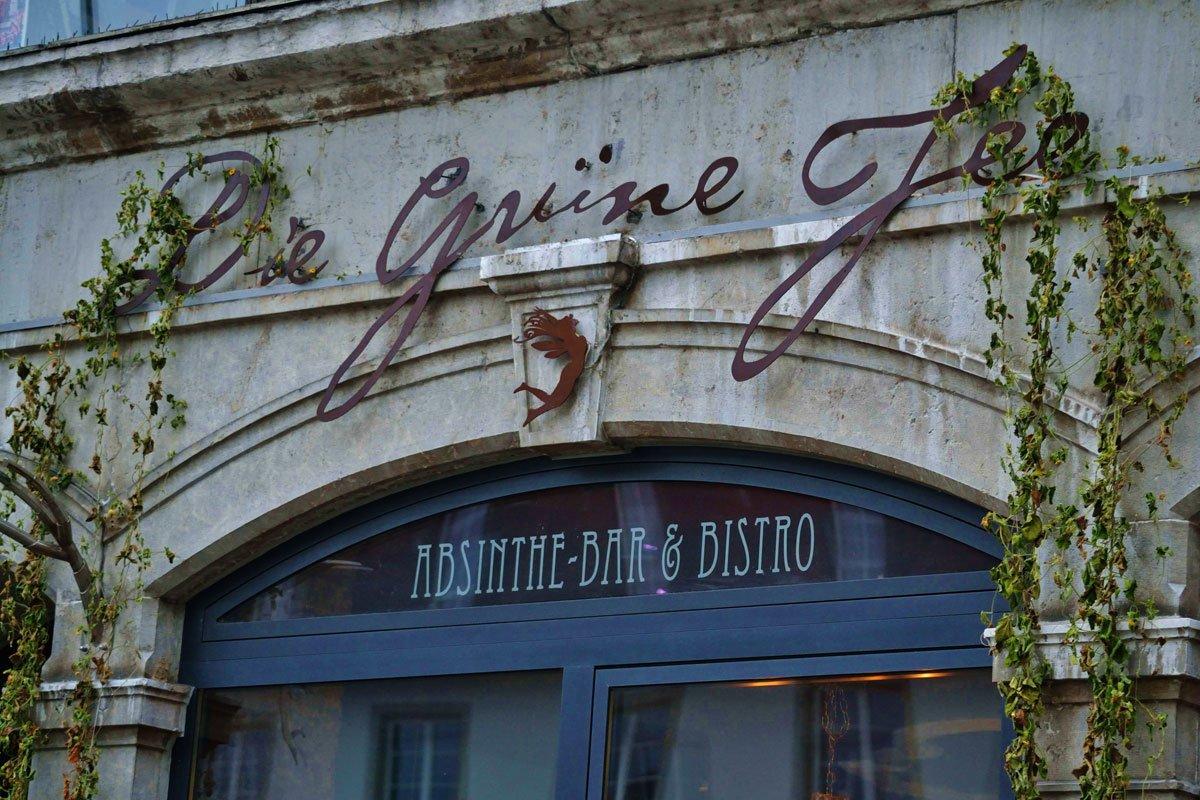 Absinthe Bar - Die Grüne Fee Soleure extérieur