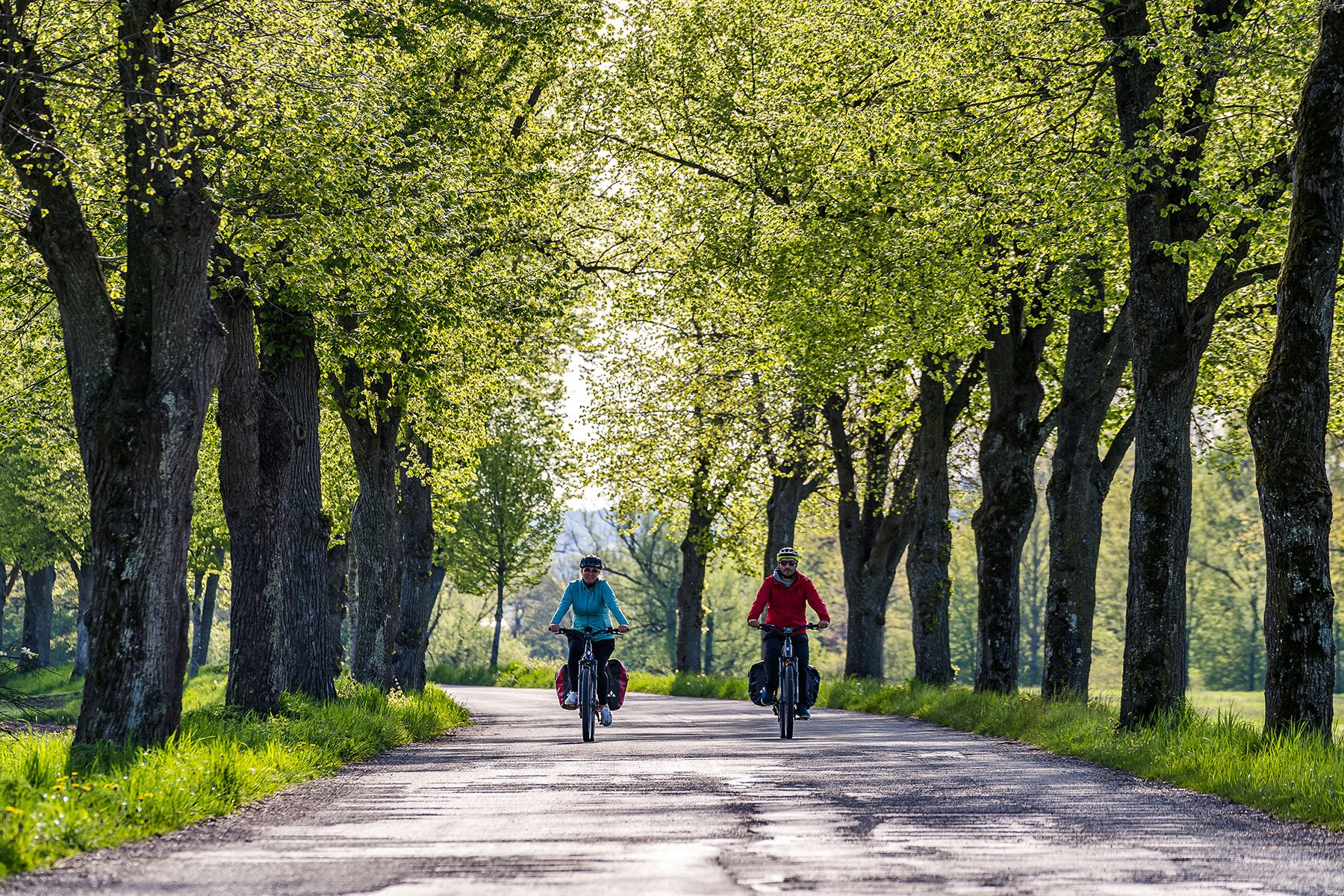 Unterwegs am Rottal-Radweg