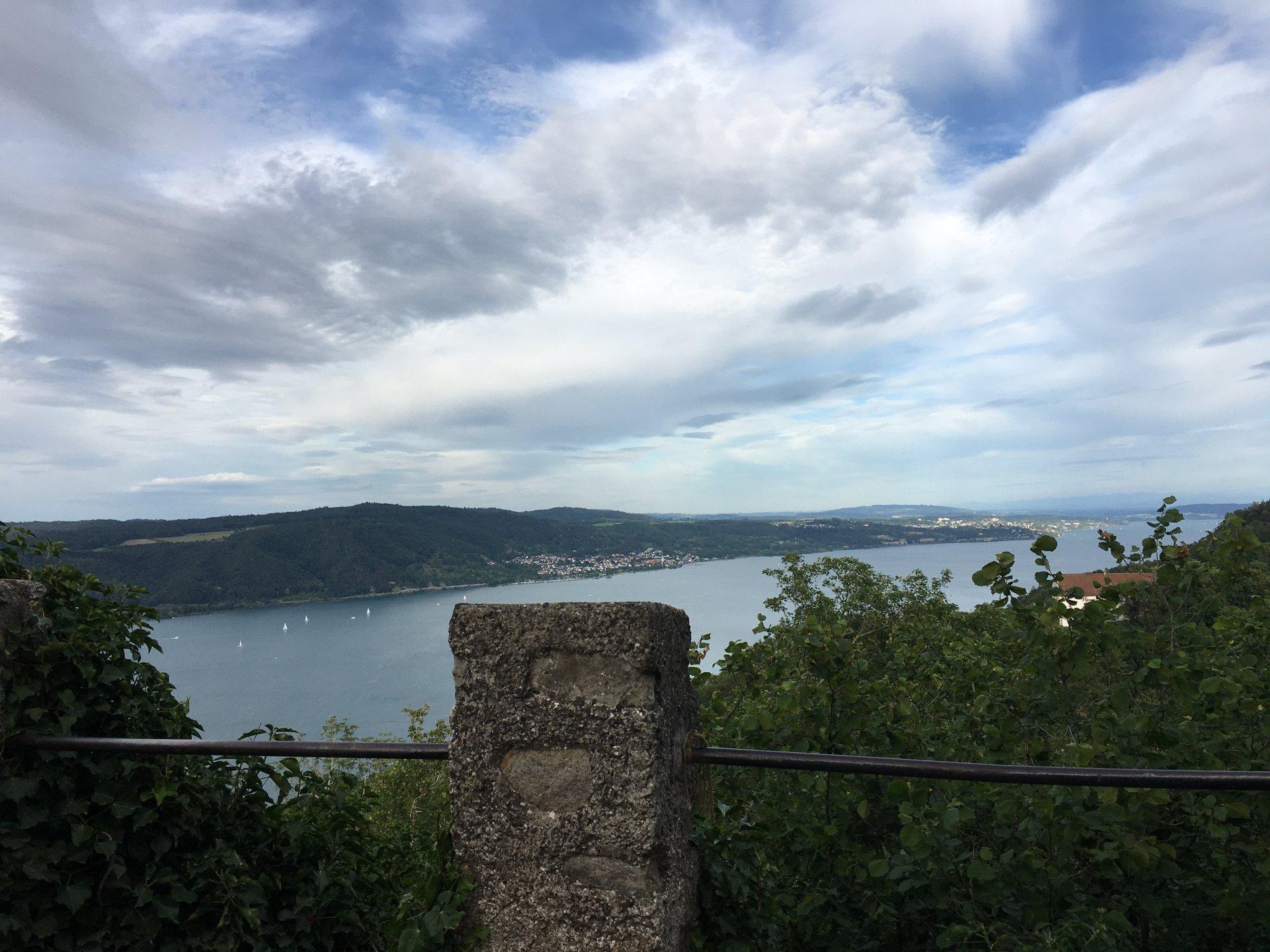 Aussichtspunkt Ruine Alt-Bodman