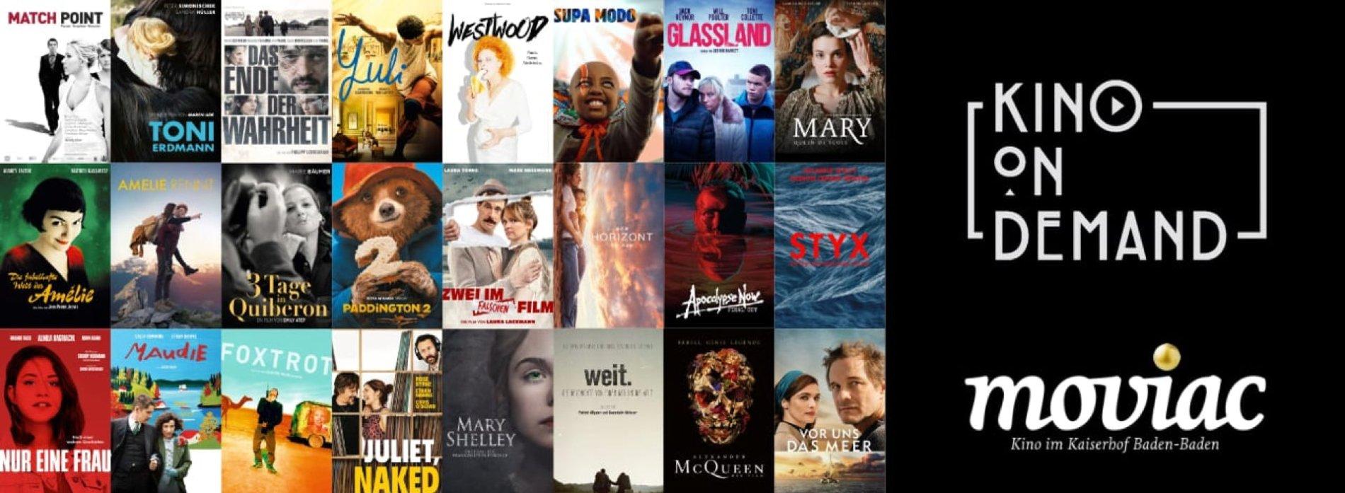 Moviac Kino on Demand