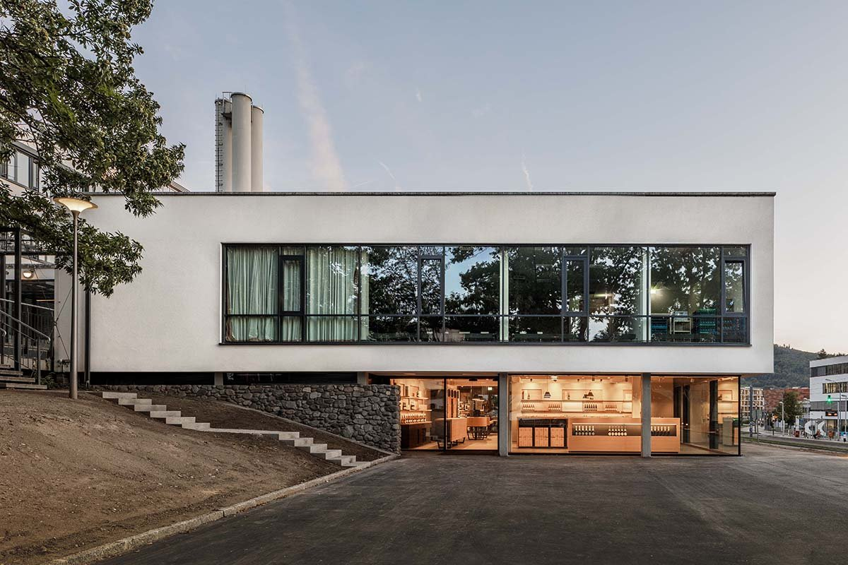 Architektur Staatsweingut Freiburg
