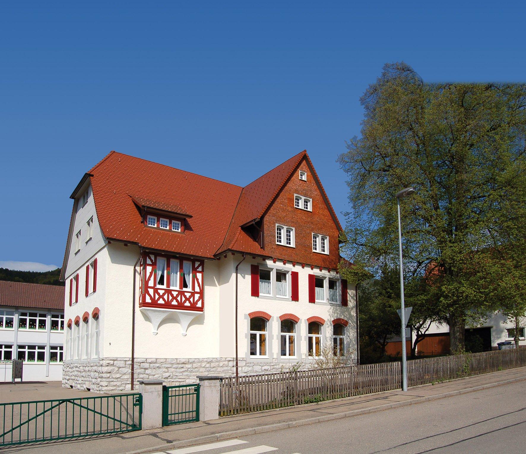 Heimatmuseum Hausen i.K. Außenansicht