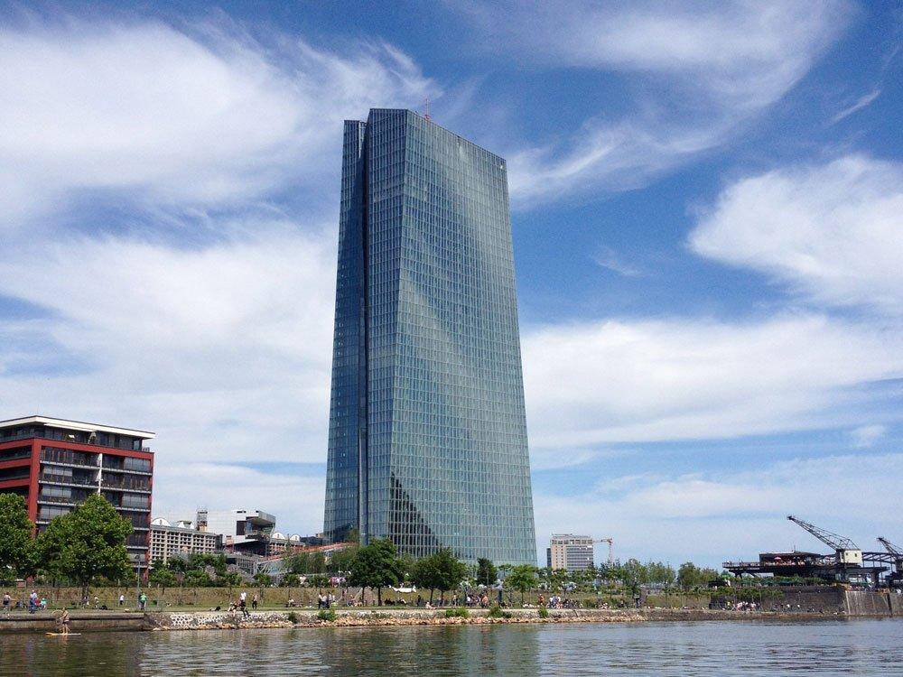 Neue Europäische Zentralbank