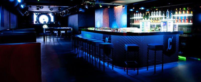 Bar Cen Club