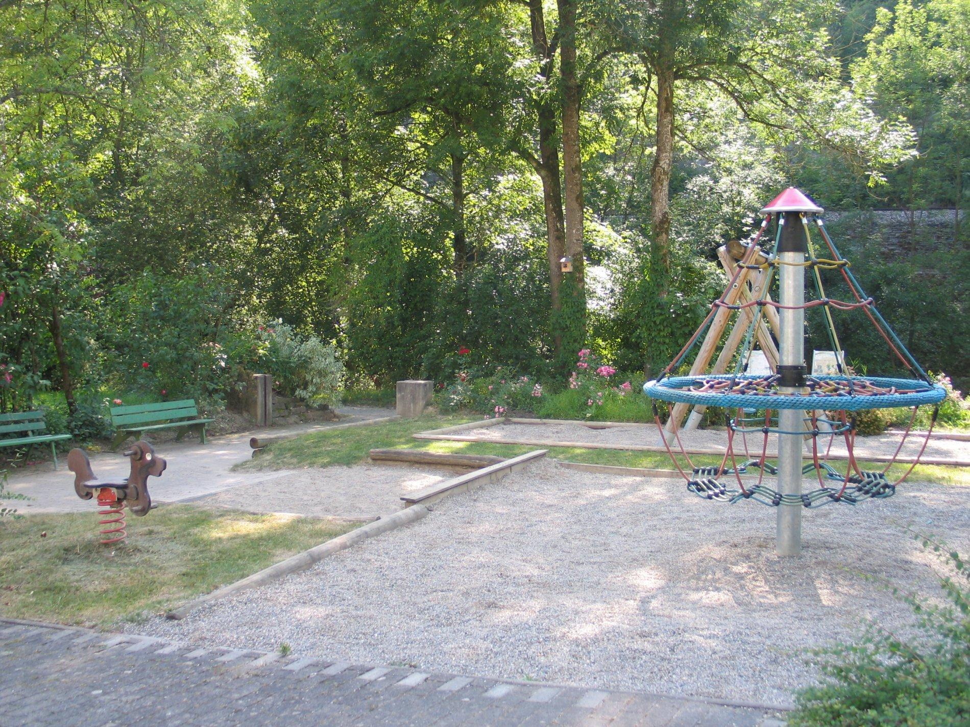 Spielplatz in der Spitalgasse