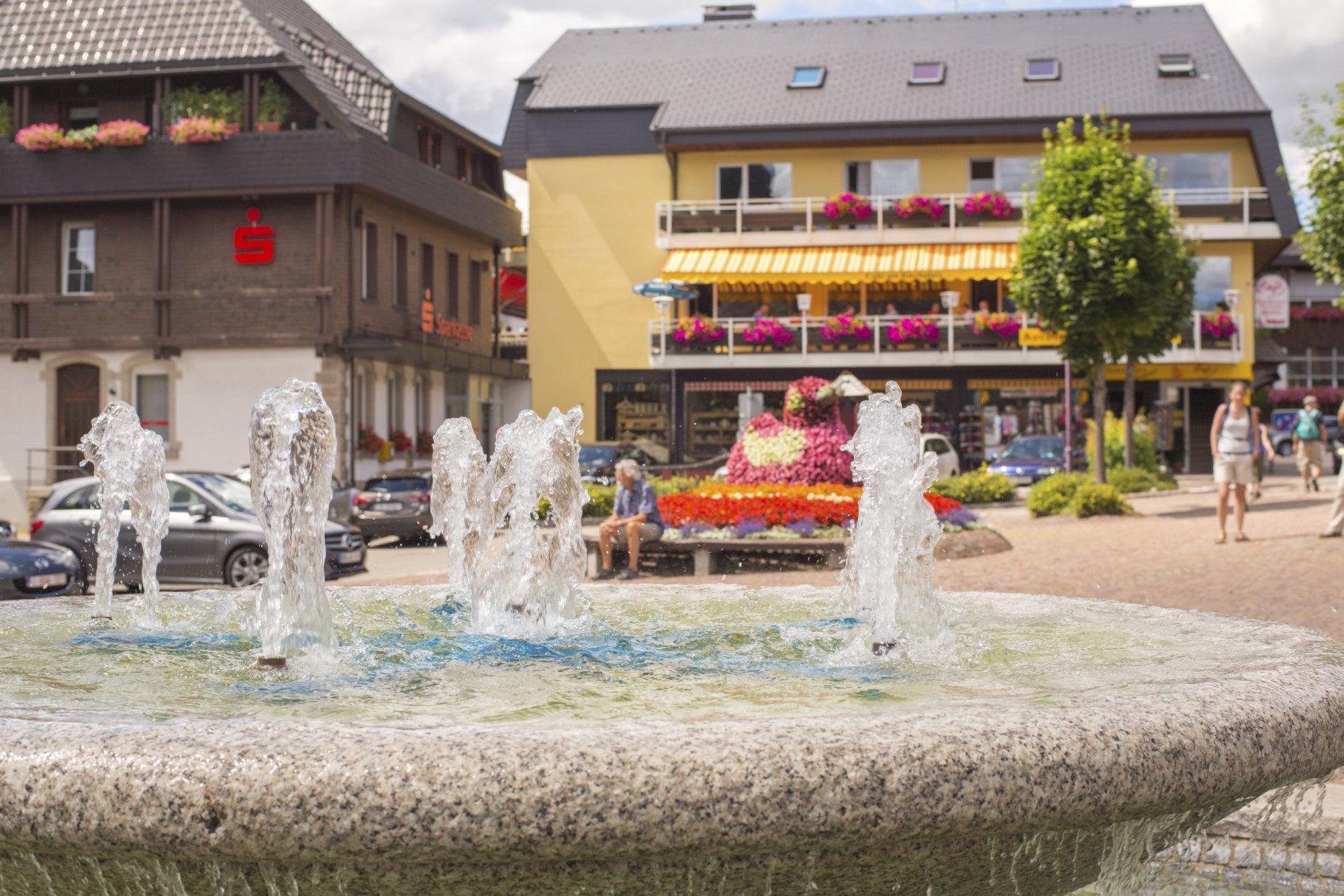 Außenansicht Café am Kirchplatz