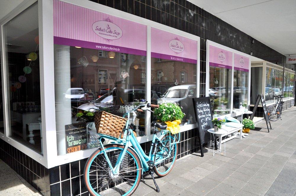 Sukie's Cake Shop Außenansicht