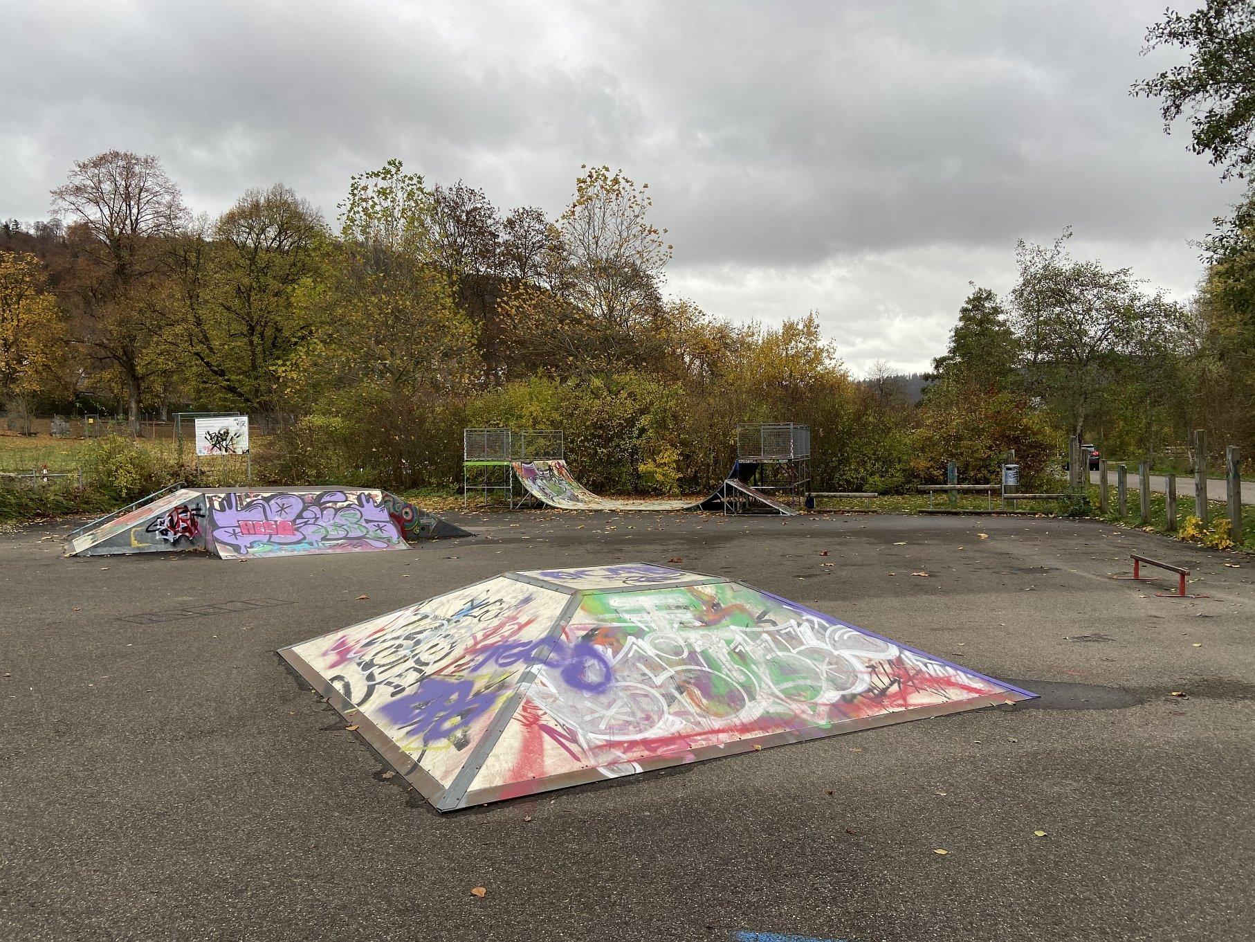 Skateplatz Mazmann in Albstadt-Ebingen