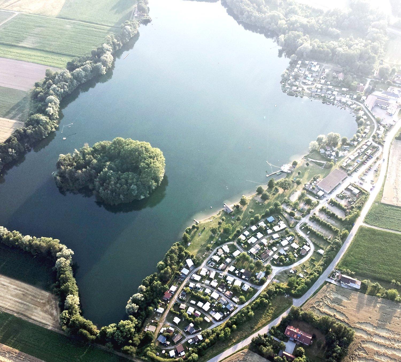 Friedenhain See bei Parkstetten
