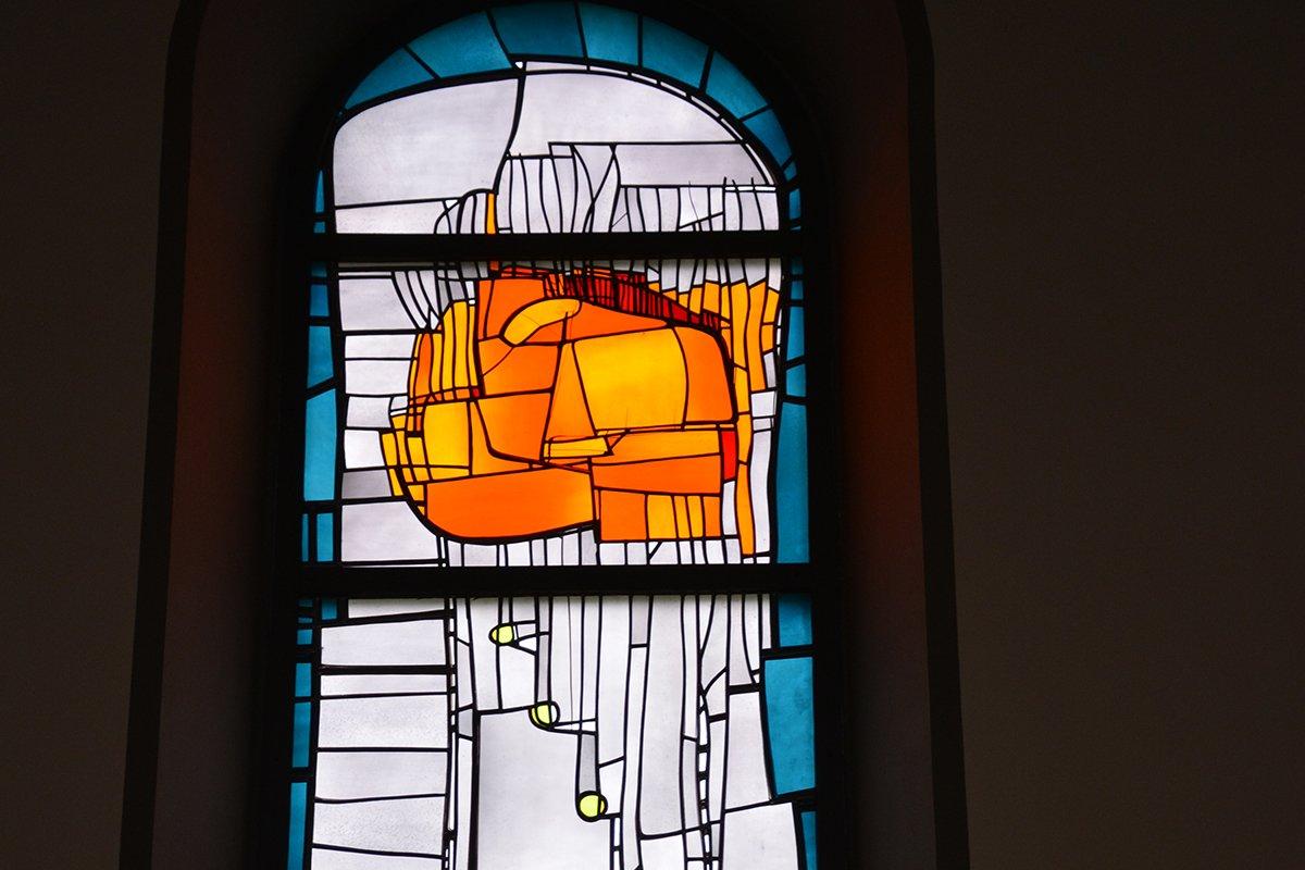 Fenster von Georg Meistermann