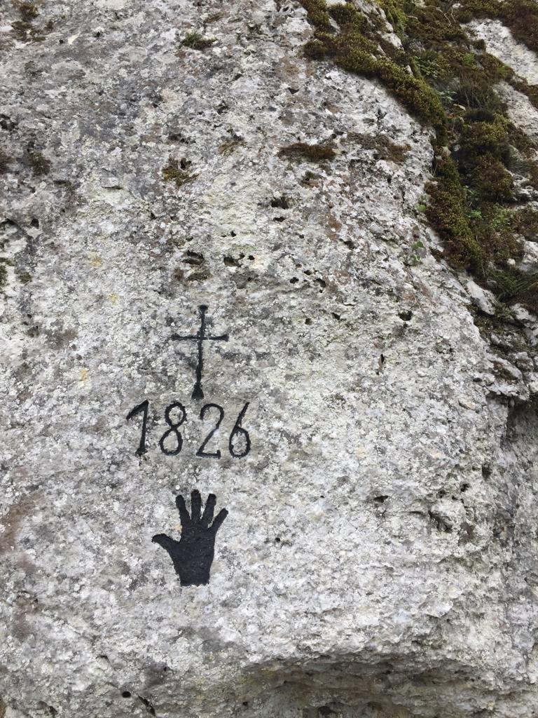 Mahnmal für eine grausame Vergangenheit - die Schwarze Hand