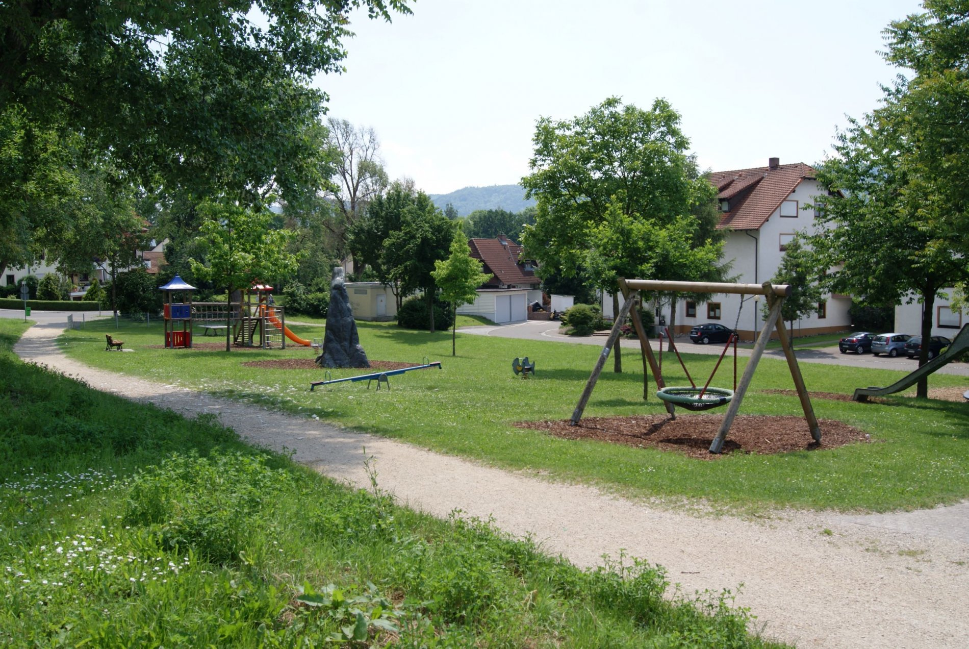Am alten Sportplatz Ü 3