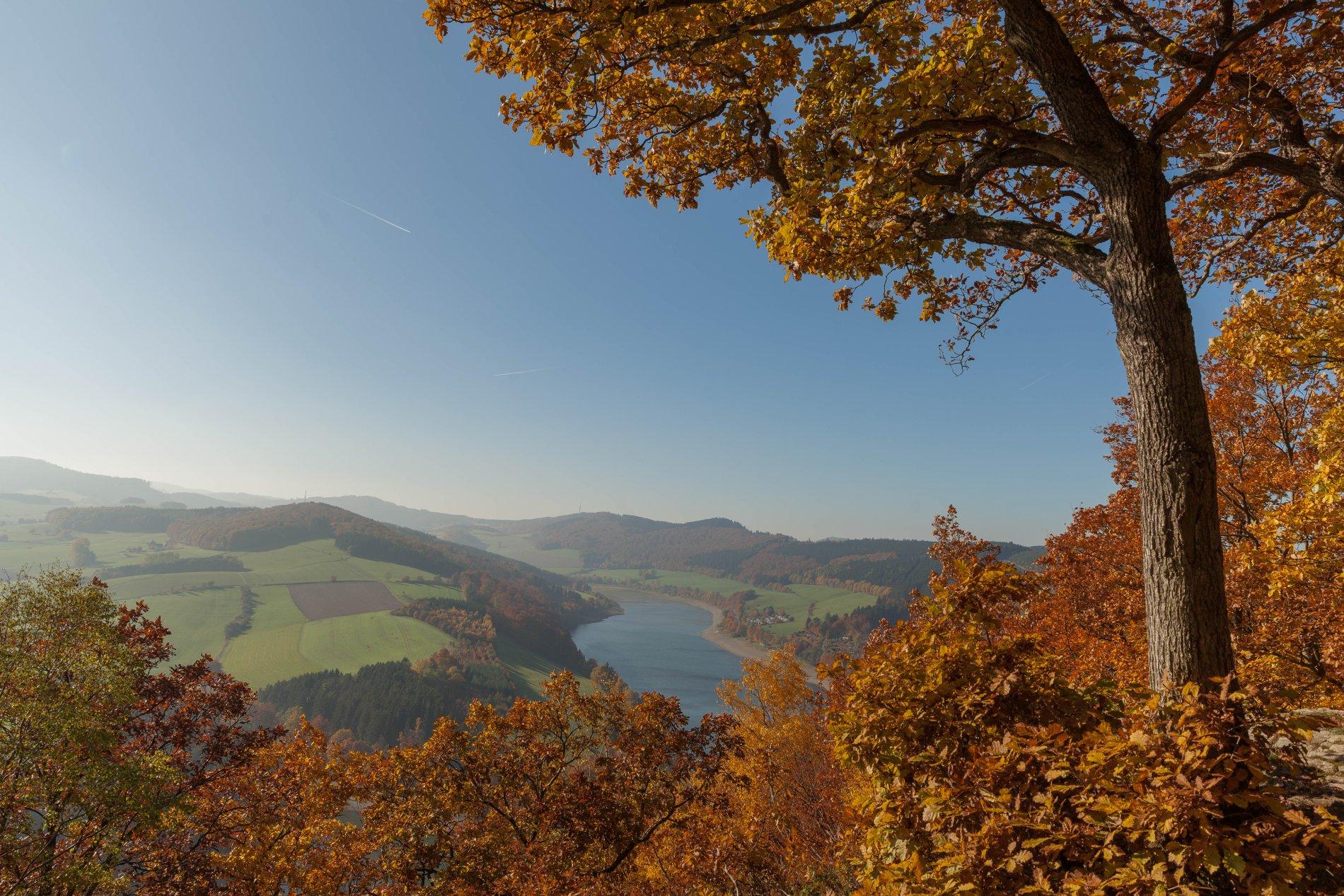 Aussichtspunkt St Muffert