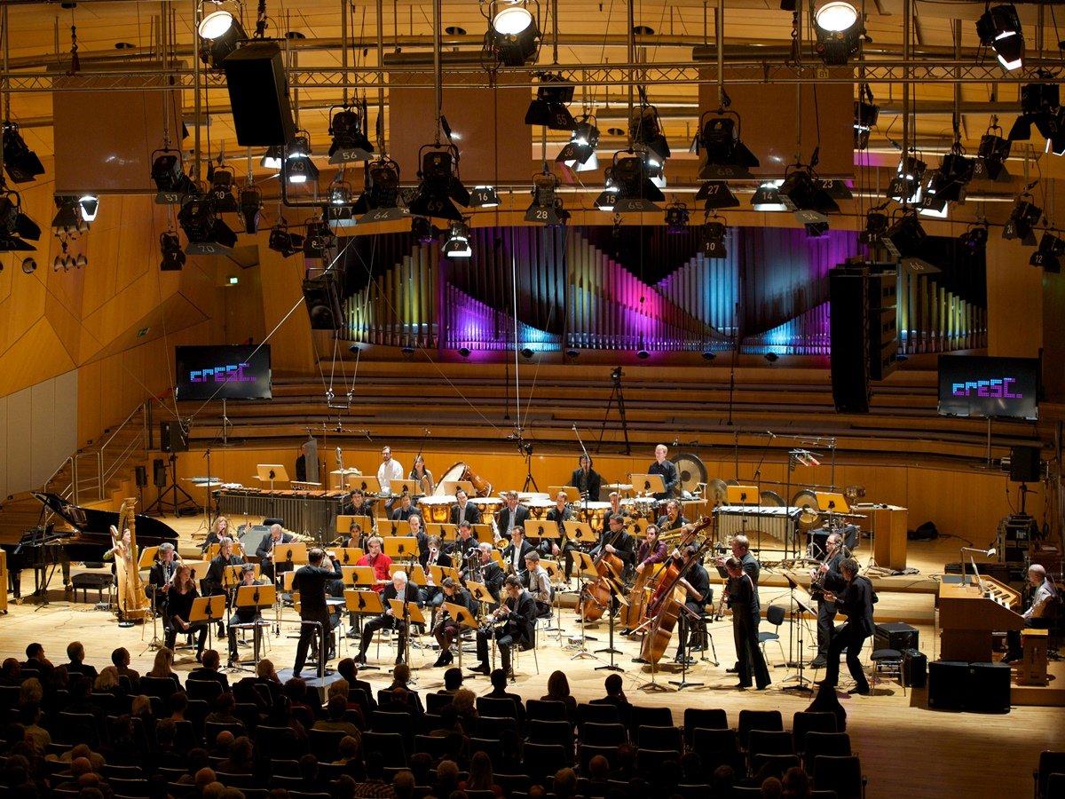 Konzert im hr-Sendesaal