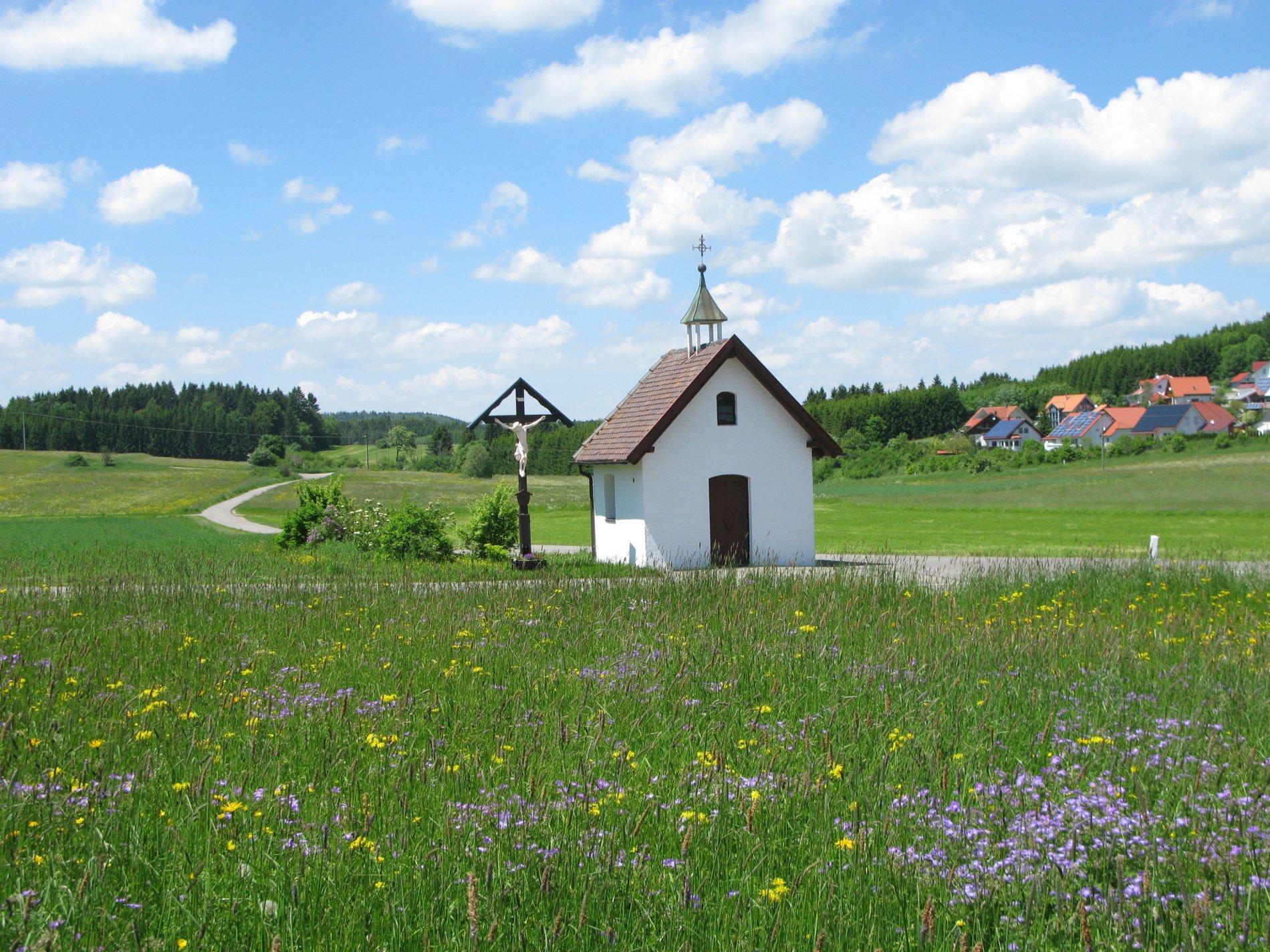 Dreifaltigkeitskapelle in Hartheim
