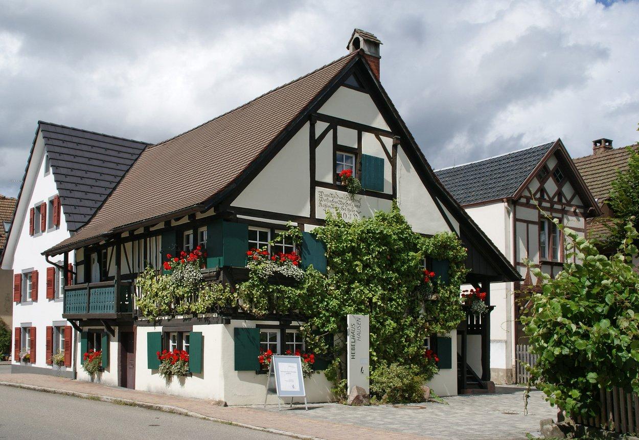 Hebelhaus Hausen im Wiesental